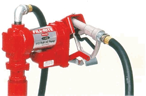 Transfer Pumps: Electric Drum Pump