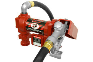 Transfer Pump 12v 20 Gpm Dc