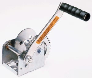 Hand Winch 600# 3.2:1 Ratio