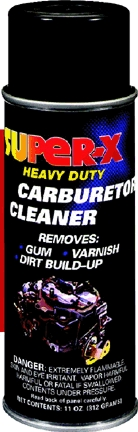 Carburetor & Choke Clean 11 Oz