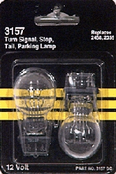 Auto Lamps: Replacement Bulbs, Turn Signal