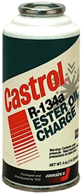 Ester Oil 4 Oz Freon Charge