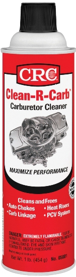 Carburetor Cleaner 16 Oz Crc