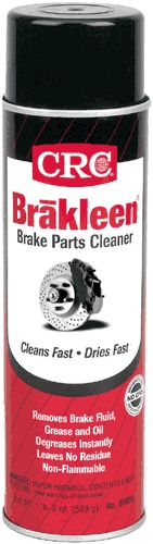 "Brake Cleaner 19 Oz ""brakleen"""