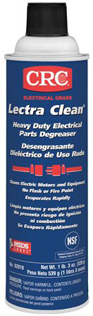 Auto Chemicals: Electric, Contact Cleaners