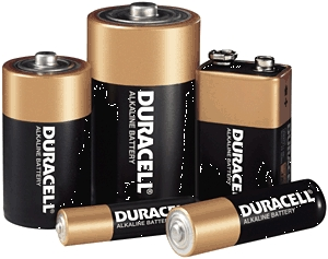 Battery 9v Alkaline 2/Cd