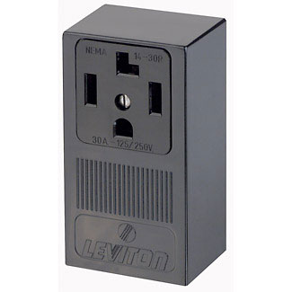 Receptacles: Range & Dryer, Surface Mount