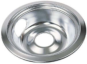 "Drip Bowl 8"" F/ Ge/Hotpoint"