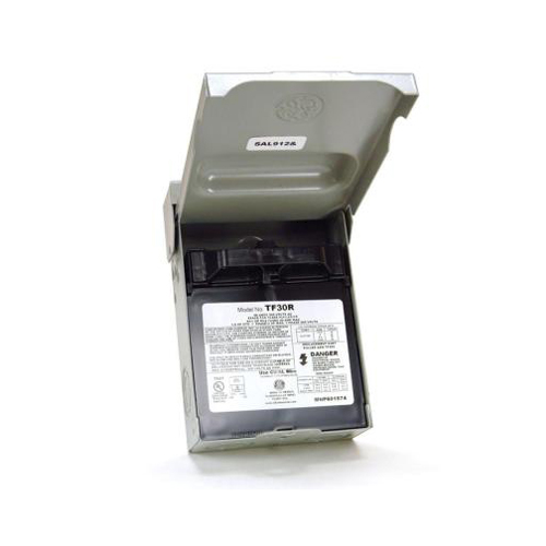 Disconnect 30a Ac Fusible Ge