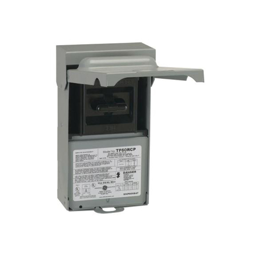 Disconnect 60a Ac Fusible Ge