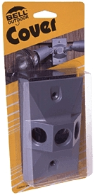 Electrical Boxes: Covers,Wthrproof,Lampholder