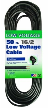 Wire Low Voltage 16/2 50'