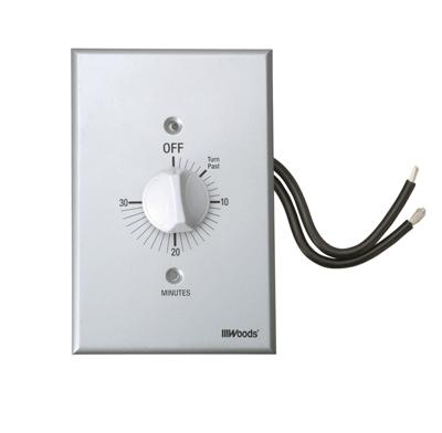 Timers: Electric, Wall Switch, Light