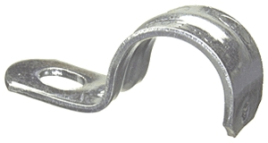 "Conduit Strap 1/2"" 1-Hole Emt"