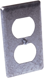 Box Cover Handi Duplex-Outlet