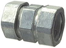 Conduit Fittings: Emt, Compression Coupling