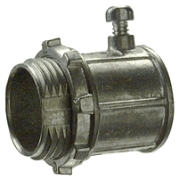 Conduit Fittings: Emt, Set-Screw Connectors