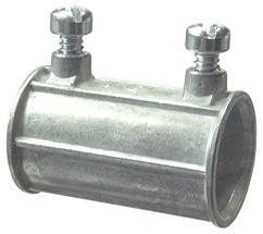 Conduit Fittings: Emt, Set-Screw Couplings