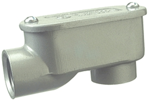 Conduit Fittings: Rigid, Bodies, Type-Slb