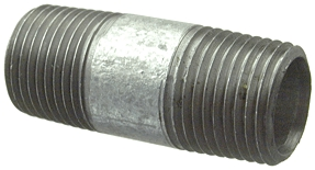 "Conduit Nipple 1/2x2""rigid"