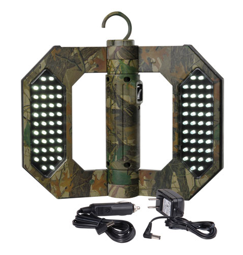 Worklight 80led Rechrg Camo