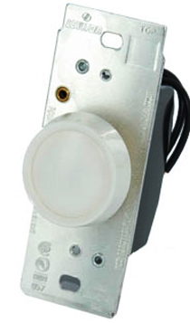 Dimmers: Incandescent, Wall, Rotary