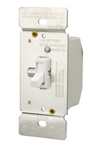Dimmers: Incandescent, Wall, Toggle