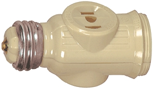Elect. Adapters: Lampholder/Outlet Adapters