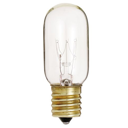 Appliance Bulb 25w Clear