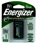 Battery 9v Rechargeable
