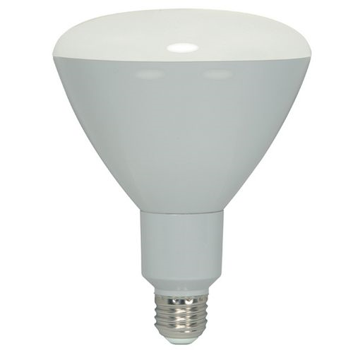 Bulb Led 13w R40 Med Base Ww