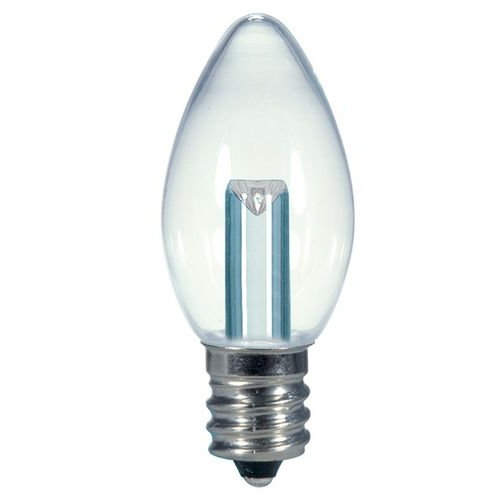 Bulb Led 0.5w C7 Clear Warmwh