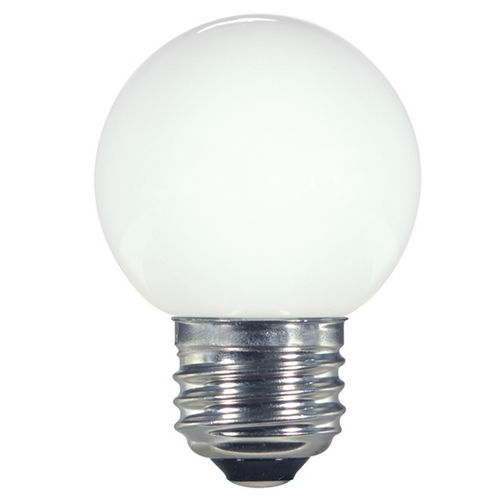 Bulb Led 1.4w G16-1/2 White Ww