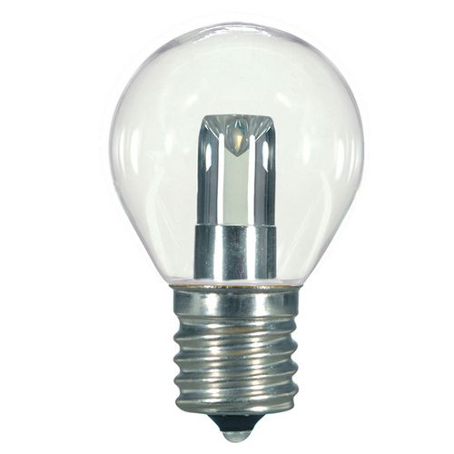 Bulb Led 1.0w S11 Int Clear Ww
