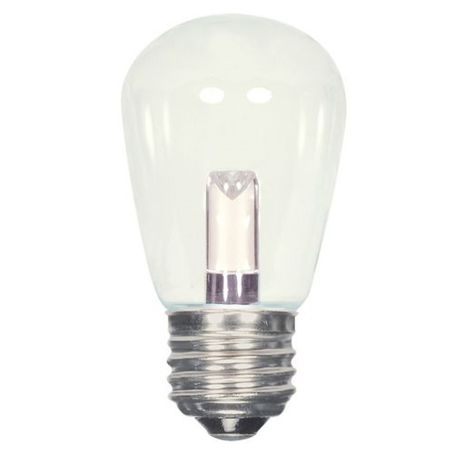 Bulb Led 1.4w S14 Clear Warmwh