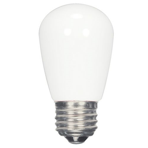 Bulb Led 1.4w S14 Frost Warmwh