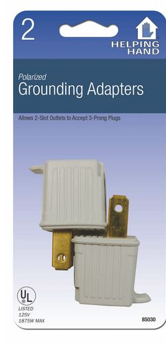 Elect. Adapters: Grounding Adapters