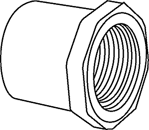 Conduit Fittings: Pvc, Bushings, Reducing