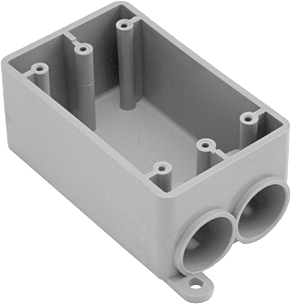 Conduit Fittings: Pvc, Boxes, Cover Plates