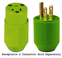 Connector 15a/125v Commercial
