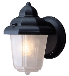 Fixture Outdoor Black