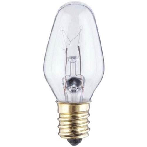 Night Bulb 4w C7 White 4cd
