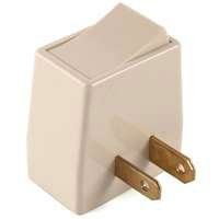 Switch Plug-In Adapter Ivory