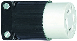 Connector 20a/125/250 Locking