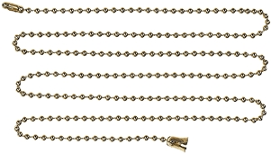 "Bead Chain 3""w/Ball-Connector"