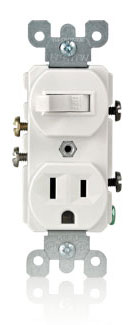 Switch & Outlet Quiet Ivory