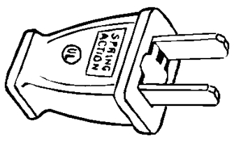 Plugs & Connectors: 15a, 2-Wire