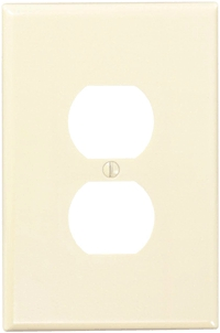 Plate Dplx-Outlet Oversz White