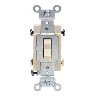 Switches: Toggle, Commercial, 3-Way