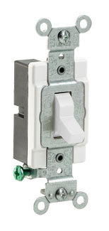 Switches: Toggle, Commercial, Single-Pole